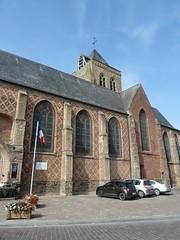 Esquelbecq .- Eglise Saint Folquin (6)