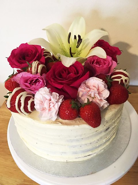 Cake by Nandas Cakes