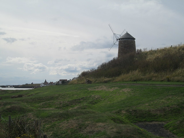 Windmill and St Monans