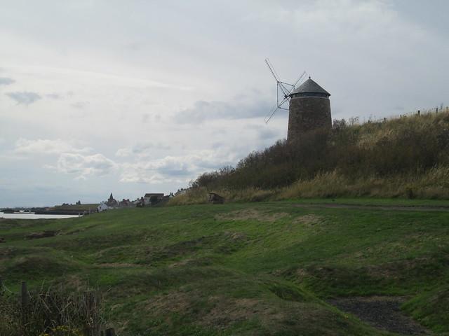 Windmill and St Monans