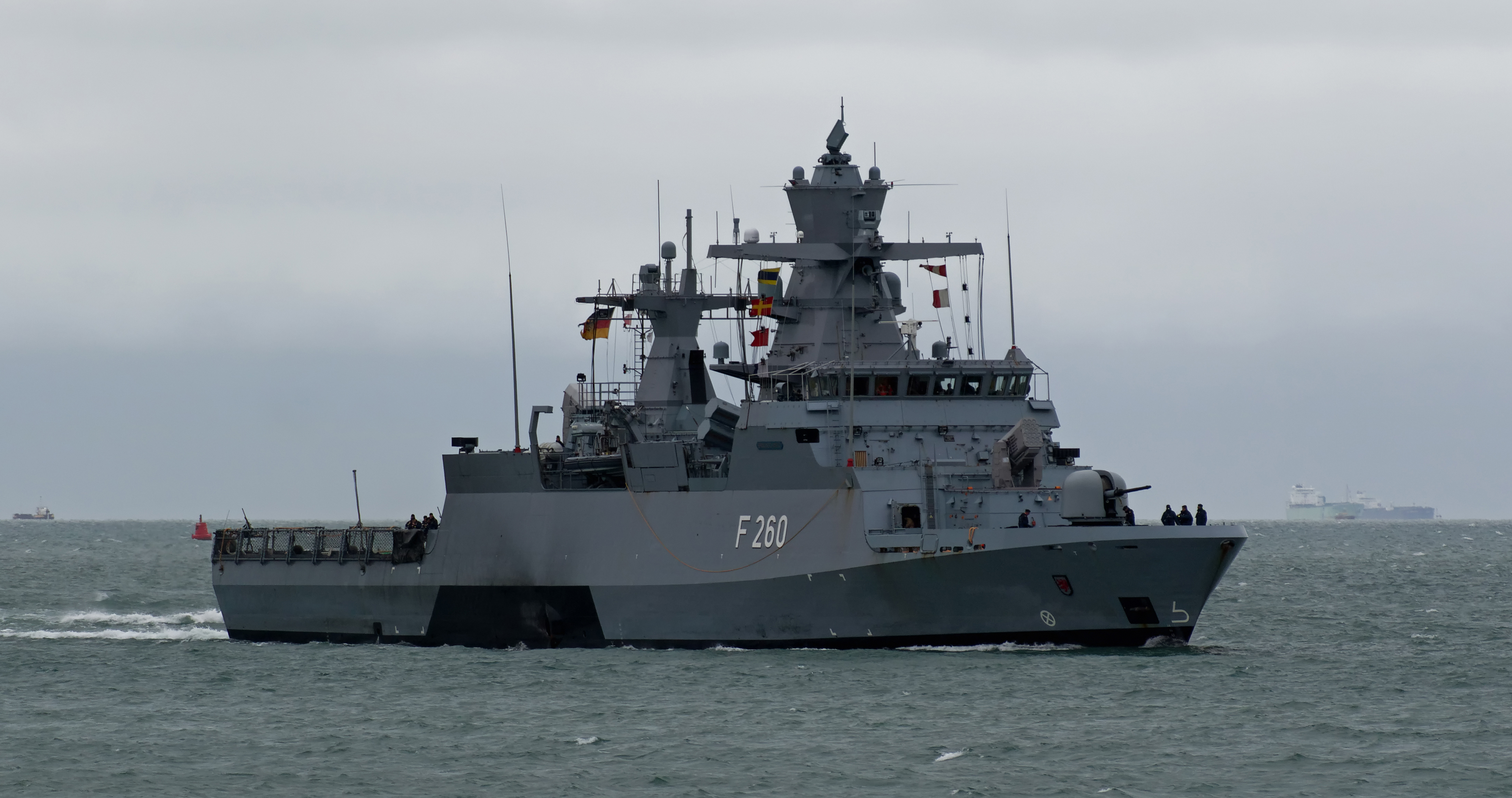 German Navy - Marine Allemande - Page 7 30134846887_4330e36ede_o