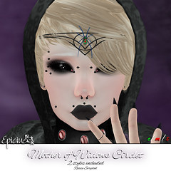 Epicine - Mother of Widows Circlet