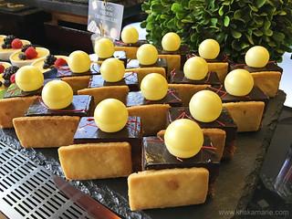 Desserts with Swiss chocolate 2