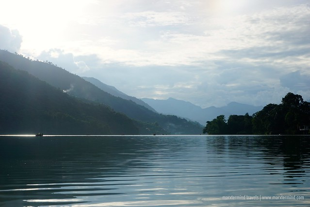 Afternoon in Phewa Lake Pokhara