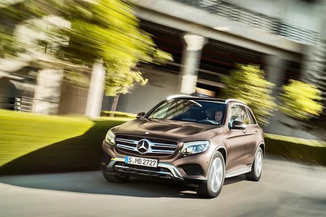 Comprar Mercedes-Benz Classe Glc