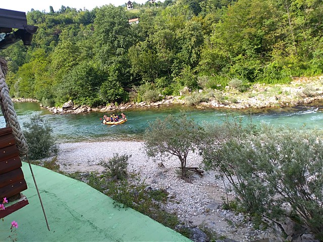 Go to the Rafting river