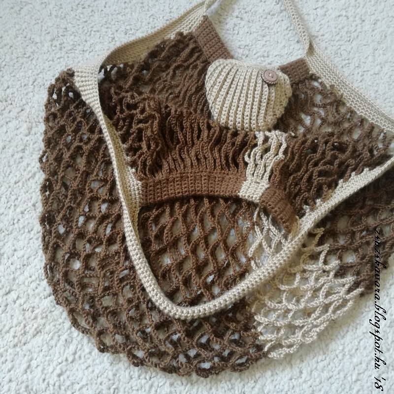 crochet , purseinbag, crochetbag, bag, easybag (2)