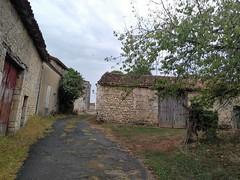 PETITE RUE A CLAIX - Photo of Jurignac