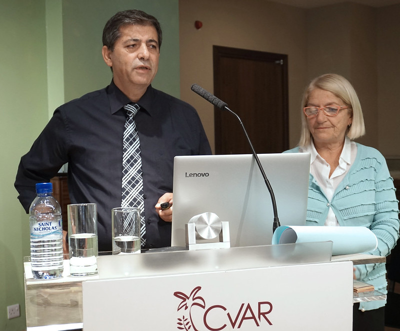 Europanostra CAPACITY BUILDING DAYS 5th ANNIVERSARY of the 7 MOST ENDANGERED Programme Conference CVAR Nicosia 20181024 (4)