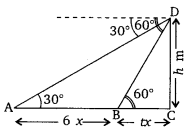 NCERT Solutions for Class 10 Maths Chapter 9 Some Applications of Trigonometry 24