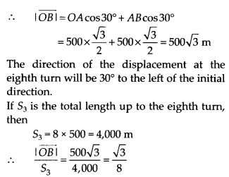 NCERT Solutions for Class 11 Physics Chapter 4 Motion of plane 13