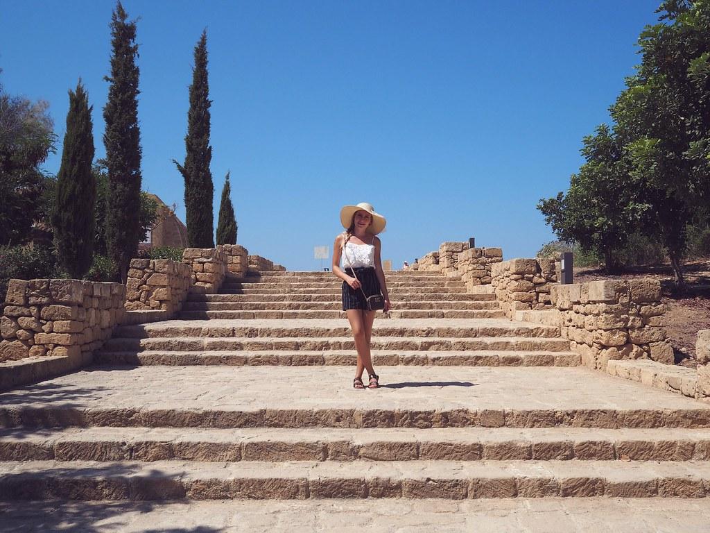 archaelogical park paphos cyprus
