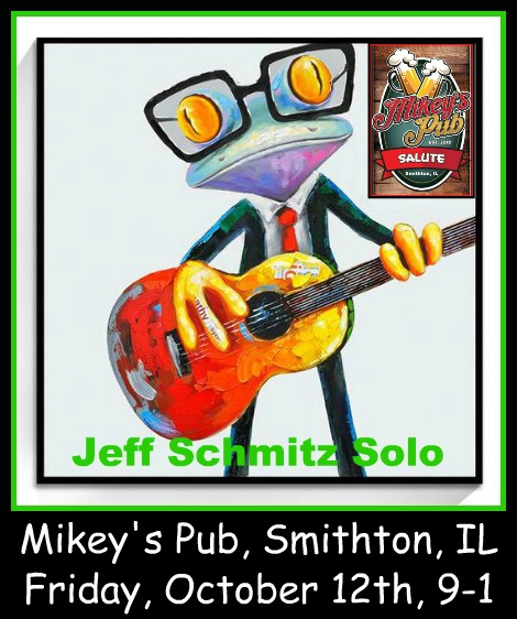 Jeff Schmitz Solo 10-12-18
