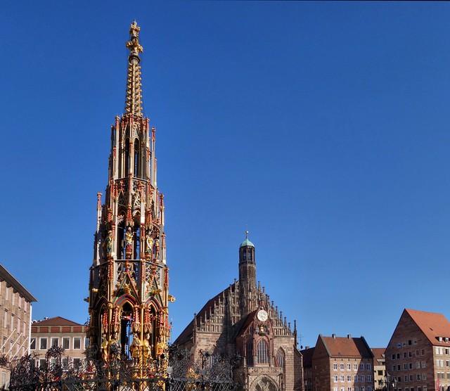 Nürnberg/Deutschland (10/2018), Sony DSC-RX100M2, Sony 28-100mm F1.8-4.9