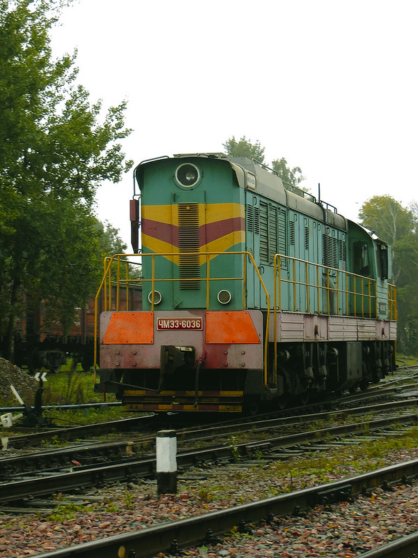 ЧМЭ3-6036