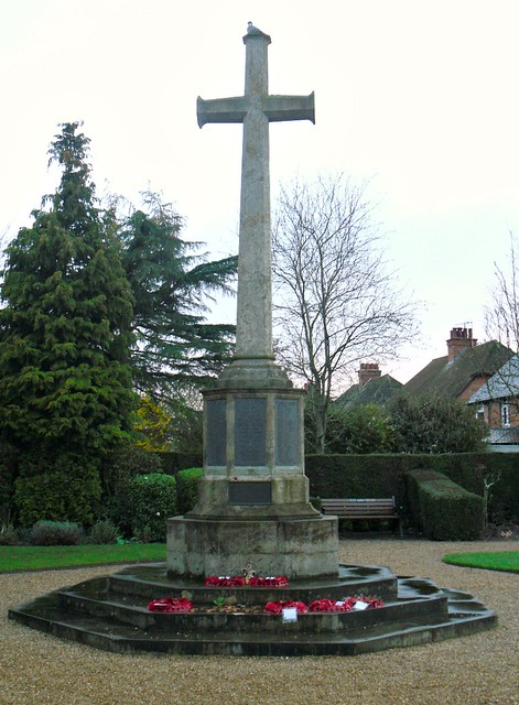 Stratford-upon-Avon War Memorial
