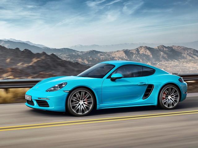 Comprar Porsche 718