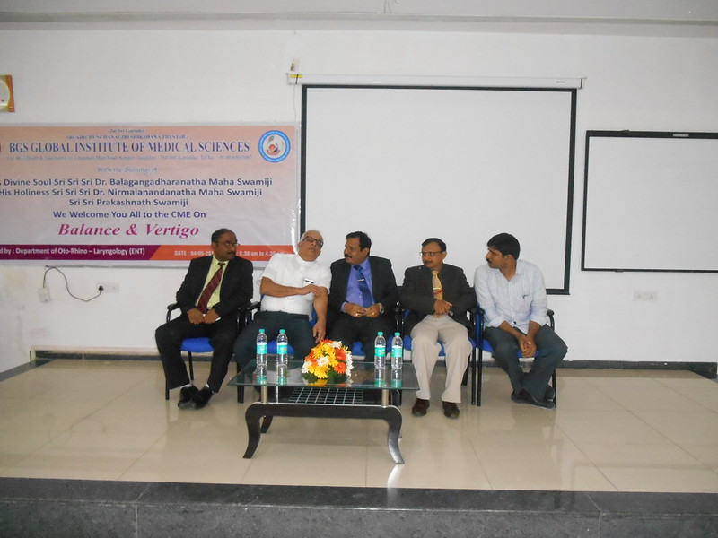 Continuous Medical Education - 04.05.2018 - Dept of ENT