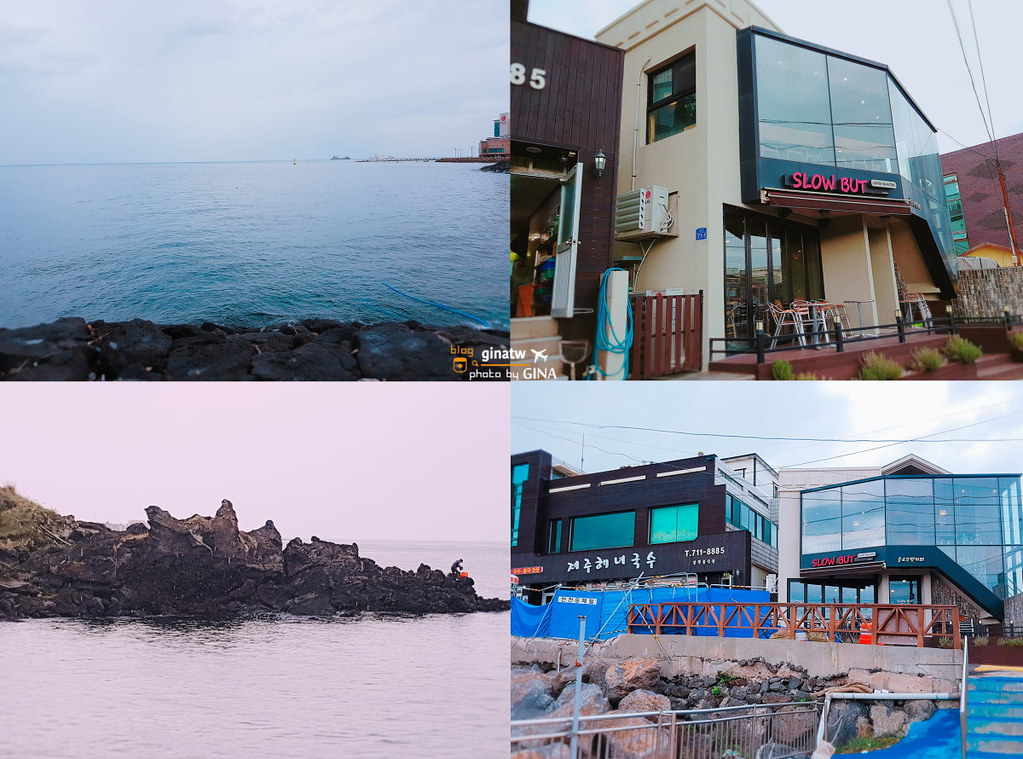 【濟州島景點】龍頭岩、龍淵雲橋|沿岸海鮮美食 - 濟州偶來17號路線 @GINA環球旅行生活|不會韓文也可以去韓國 🇹🇼