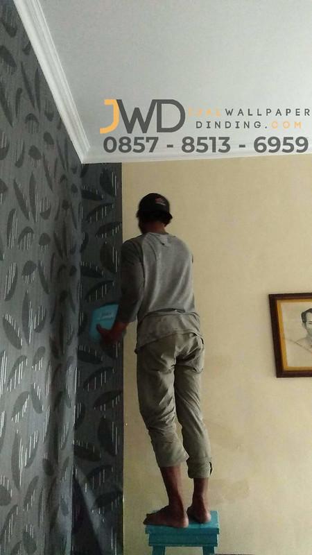 Jasa Pemasangan Wallpaper Dinding sidoarjo q