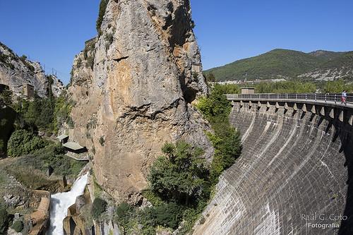 Embalse de la Peña (Huesca)