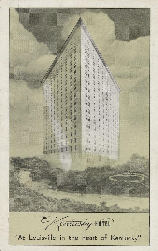 The Kentucky Hotel - Louisville, Kentucky