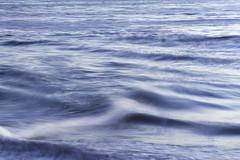 Abstract Waves Moran Beach Santa Cruz