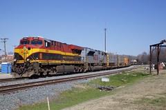 KCS 4694 - Farmersville, TX