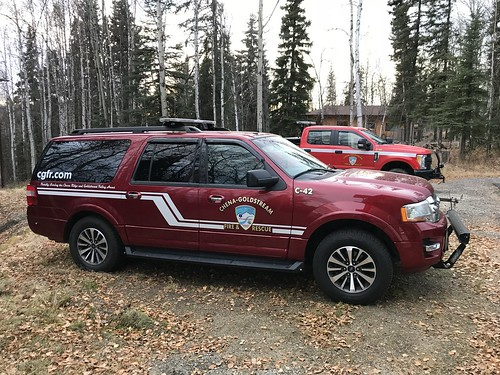 Chena-Goldstream Fire & Rescue Command 42