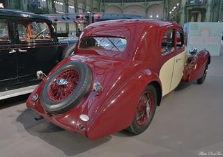 1937 Bugatti type 57 coupé sport Graber