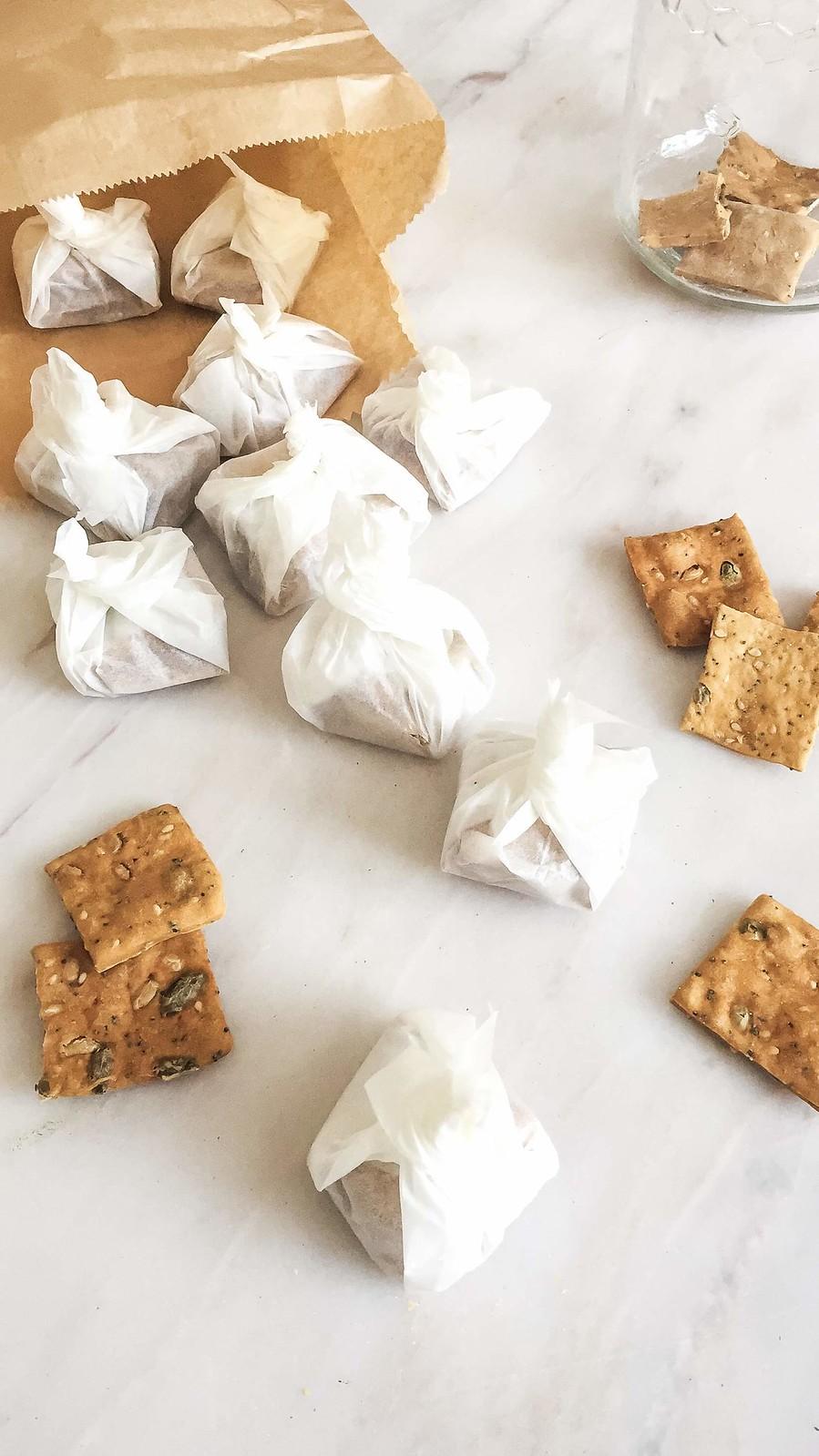 crackers como prenda