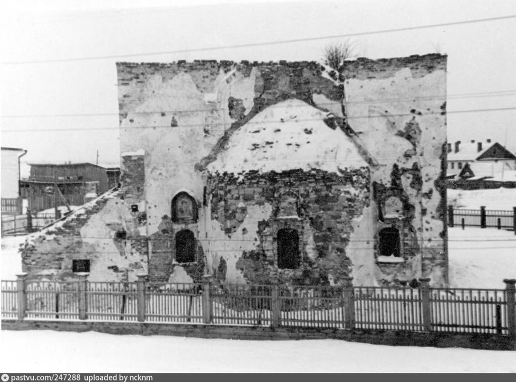 власиевская церквоь 1