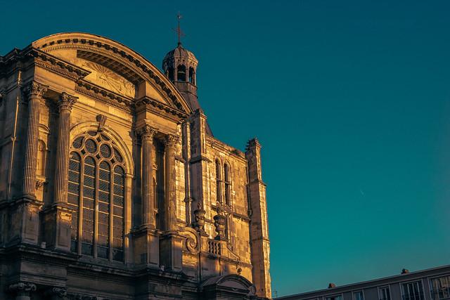 Notre-Dame aux couleurs de, Nikon D5300, AF Zoom-Nikkor 28-70mm f/3.5-4.5D