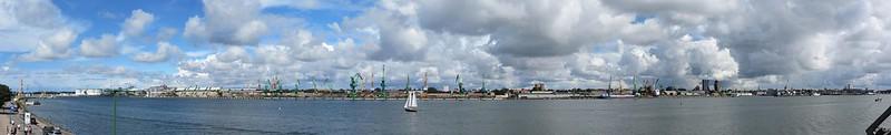 Klaipėdos jūrų uostasIMG_1498 Panorama