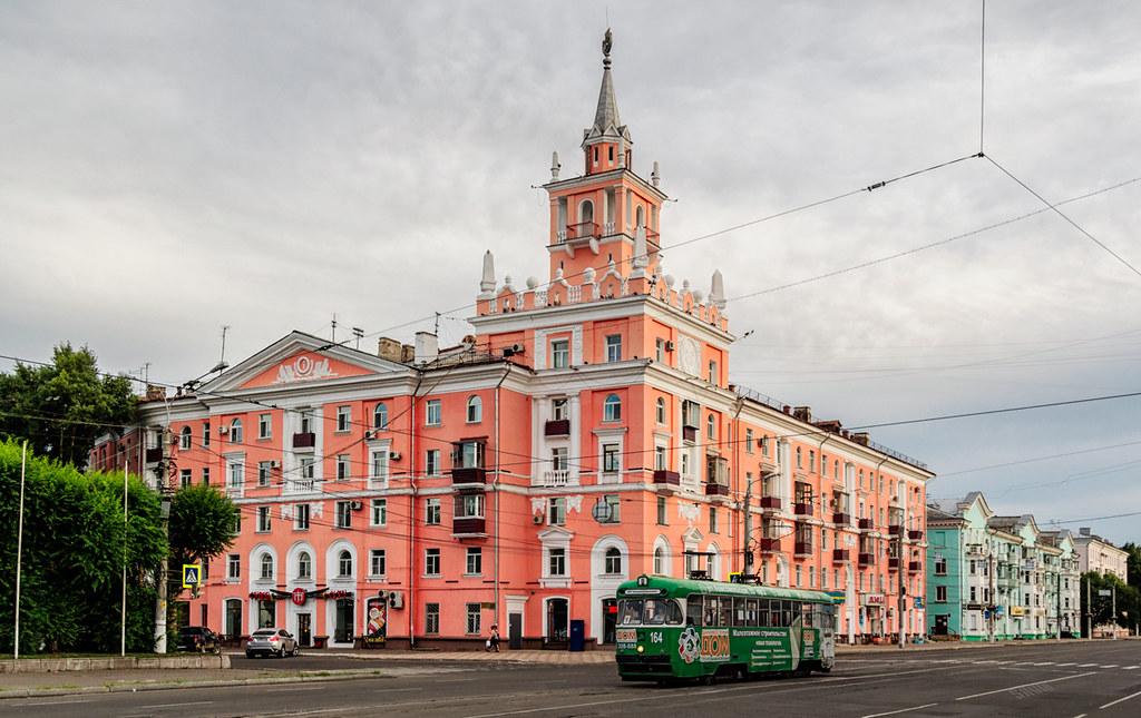 Трамвай Комсомольска-на-Амуре всё