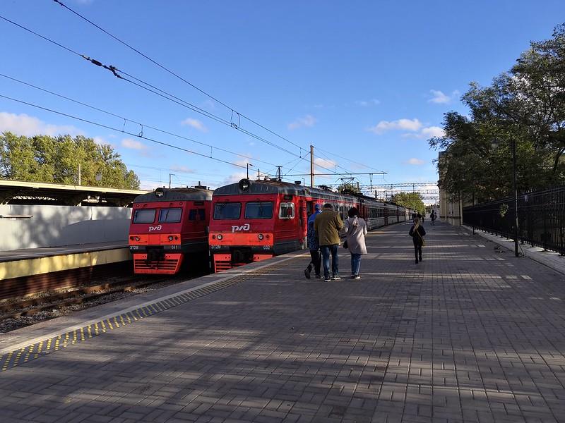 Vitebsk Railway station