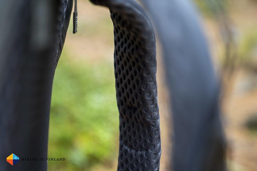 Comfortable shoulder straps