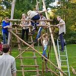 06-10-2018; Pionieren Scouts