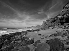 Praia das Amoeiras, Santa Cruz