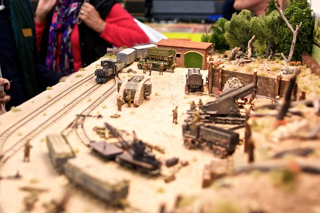 Swansea Model Railway Exhibition 2018
