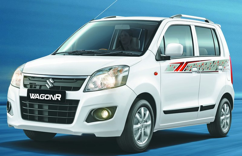 WagonR Limited Edition 2018
