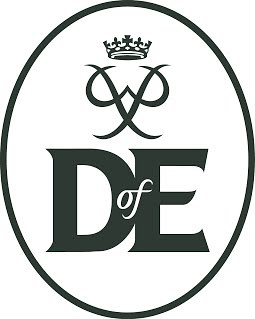 DofE Merchandise logo gunmetal RGB