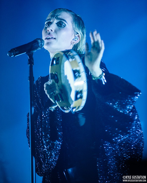 Lykke Li performs at the Lincoln Theater in Washington, D.C.