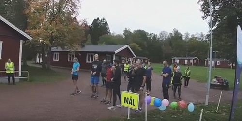 Skatås parkrun video