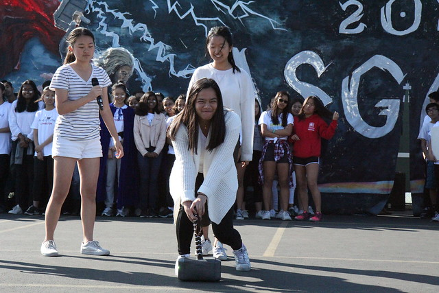 Homecoming 2018: Sophomore Class of 2021