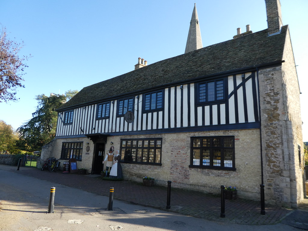 Oliver Cromwell House, Ely