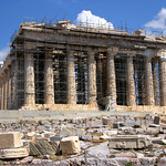 Afbeelding van Parthenon. athens athína athènes acropolis acropole parthenon attica αττική attique greece ελλάδα hellas grèce grekland grækenland giåm guillaumebavière