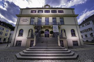Entrance Uhrenmuseum Glashütte - Germany