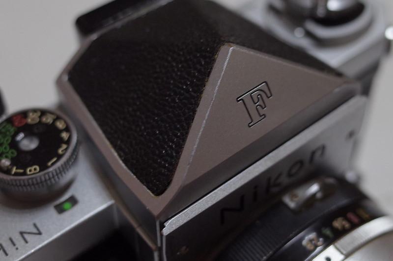 Nikon F アイレベルファインダー