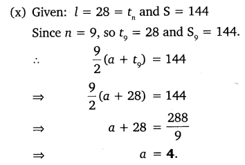 NCERT Solutions for Class 10 Maths Chapter 5 Arithmetic Progressions 59